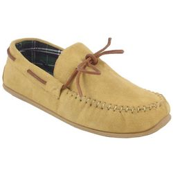 Deer Stags Mens Slipperooz Fudd Moccasin Slippers