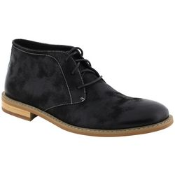 Deer Stags Mens Seattle Lace Up Canvas Boots