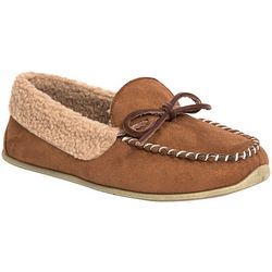 Deer Stags Mens Campfire Slippers