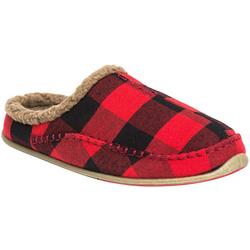 Mens Slipperooz Nordic Flannel Slippers