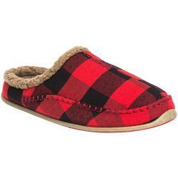 Mens Slipperooz Nordic Flannel Slippers