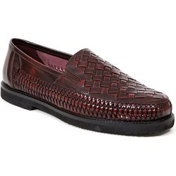 Deer Stags Mens Tijuana Woven Loafers