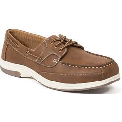 Deer Stags Mens Mitch Boat Shoes