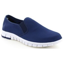 NoSox Mens Wino Mesh Slip-On Shoes