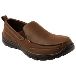 Deer Stags Mens Everest Slip-On Loafers