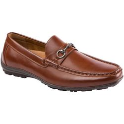 Deer Stags Mens Manual Slip On Loafers