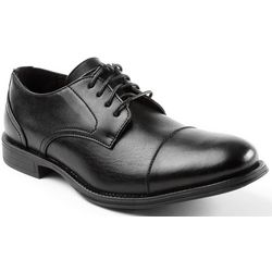 Deer Stags Mens Prime Mode Waterproof Oxford Shoes