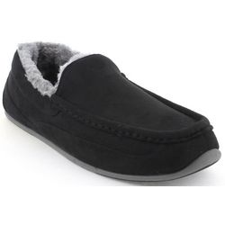Deer Stags Mens Slipperooz Aspen Slippers