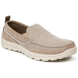 Deer Stags Mens Fitz Casual Slip-On Shoes