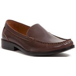 Deer Stags Mens Mentor Loafer Dress Shoes
