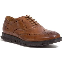 Deer Stags Mens Benton Oxford Shoes