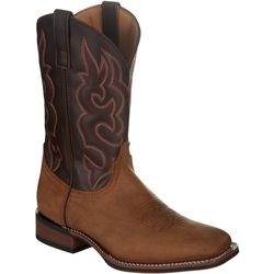 Laredo Mens Lodi Brown Cowboy Boots