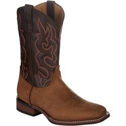 Laredo Mens Lodi Brown Cowboy Boots