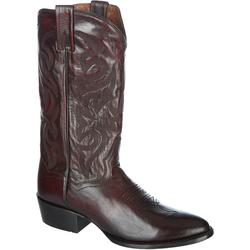 Mens Milwaukee Leather Cowboy Boots