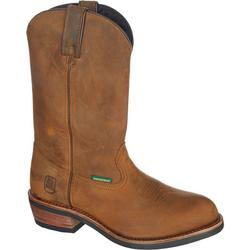 Mens Waterproof Leather Work Boots