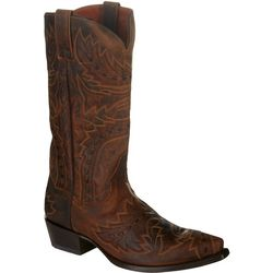 Dan Post Mens Sidewinder Cowboy Boots
