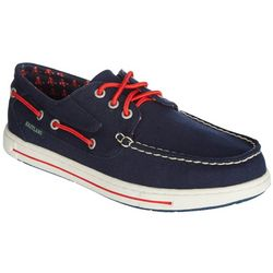 Boston Red Sox Mens Boat Shoes by Eastland