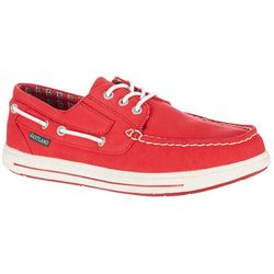 St Louis Cardinals Mens Boat Shoes by Eastland