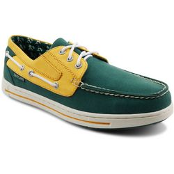 Oakland Athletics Mens Boat Shoes by Eastland