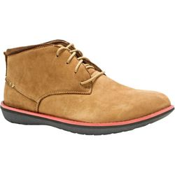 Muk Luks Mens Charlie Oxford Ankle Boots