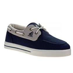 Josmo Men's Sail Canvas Boat Shoes