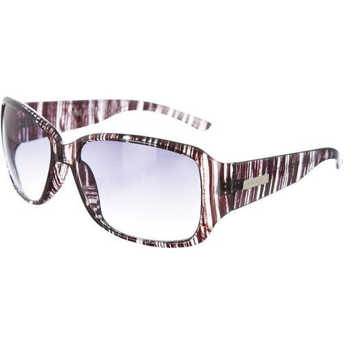 Nine West Womens Plastic Mod Square Sunglasses