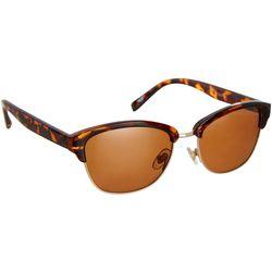 Dockers Retro Clubmaster Tortoiseshell Sunglasses