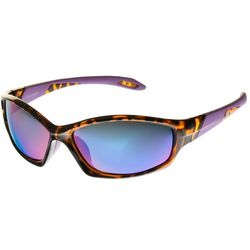 Reel Legends Womens Sport Violet Sunglasses