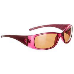 Reel Legends Womens Berry Pink Wrap Sunglasses