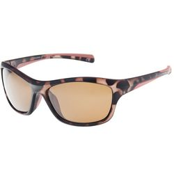 Reel Legends Womens Polarized Wrap Sunglasses