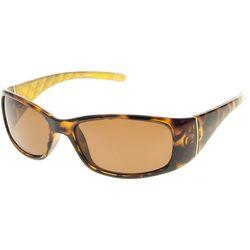 Reel Legends Womens Tortoise Print Sunglasses