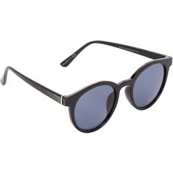 FRYE & CO Womens Black Plastic Wayfayer Sunglasses