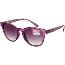 Womens Printed Reading Sun Glasses