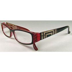 Infini Womens Wine Greek Temple Reading Glasses