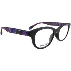 Bay Studio Womens Abstract Print Reading Glasses