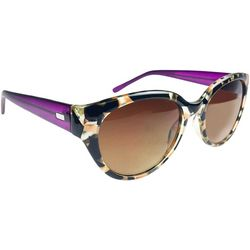 Infini Womens Purple Multi Sun Reading Glasses