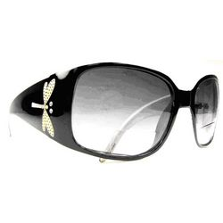 Bay Studio Womens Dragonfly Sun Reading Glasses
