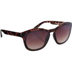 Caribbean Joe Womens Dominica Rectangle Sunglasses