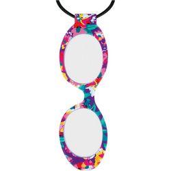 Optimum Womens OptiSpex Floral Reading Glasses Necklace