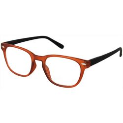 Optimum Womens Brown & Black Reading Glasses