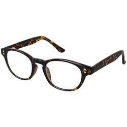 Optimum Womens Tortoise Brown Reading Glasses