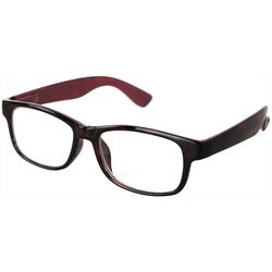 Optimum Womens Dark Tortoise Brown Reading Glasses