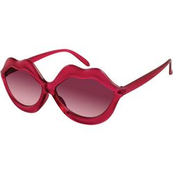 Circus by Sam Edelman Womens Red Lips Sunglasses