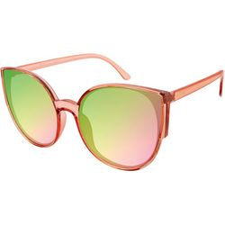 Circus by Sam Edelman Womens Pink & Green Sunglasses
