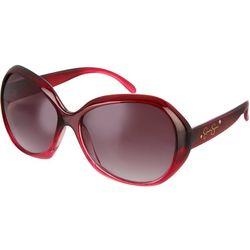 Jessica Simpson Womens Berry Fade Sunglasses
