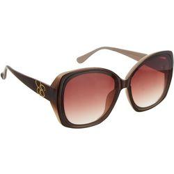 Jessica Simpson Womens Round Sunglasses