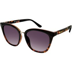 Unionbay Womens Tortoise Brown Sunglasses