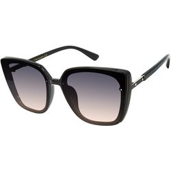 Tahari Womens Black Frames Sunglasses