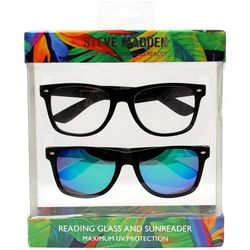 5bfe2fefa129 Steve Madden Womens Reading Glasses & Sun Reading Glasses