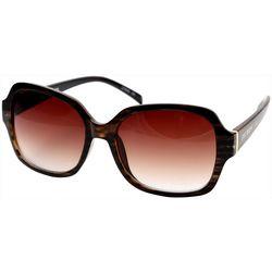 Steve Madden Womens Classic Square Sunglasses